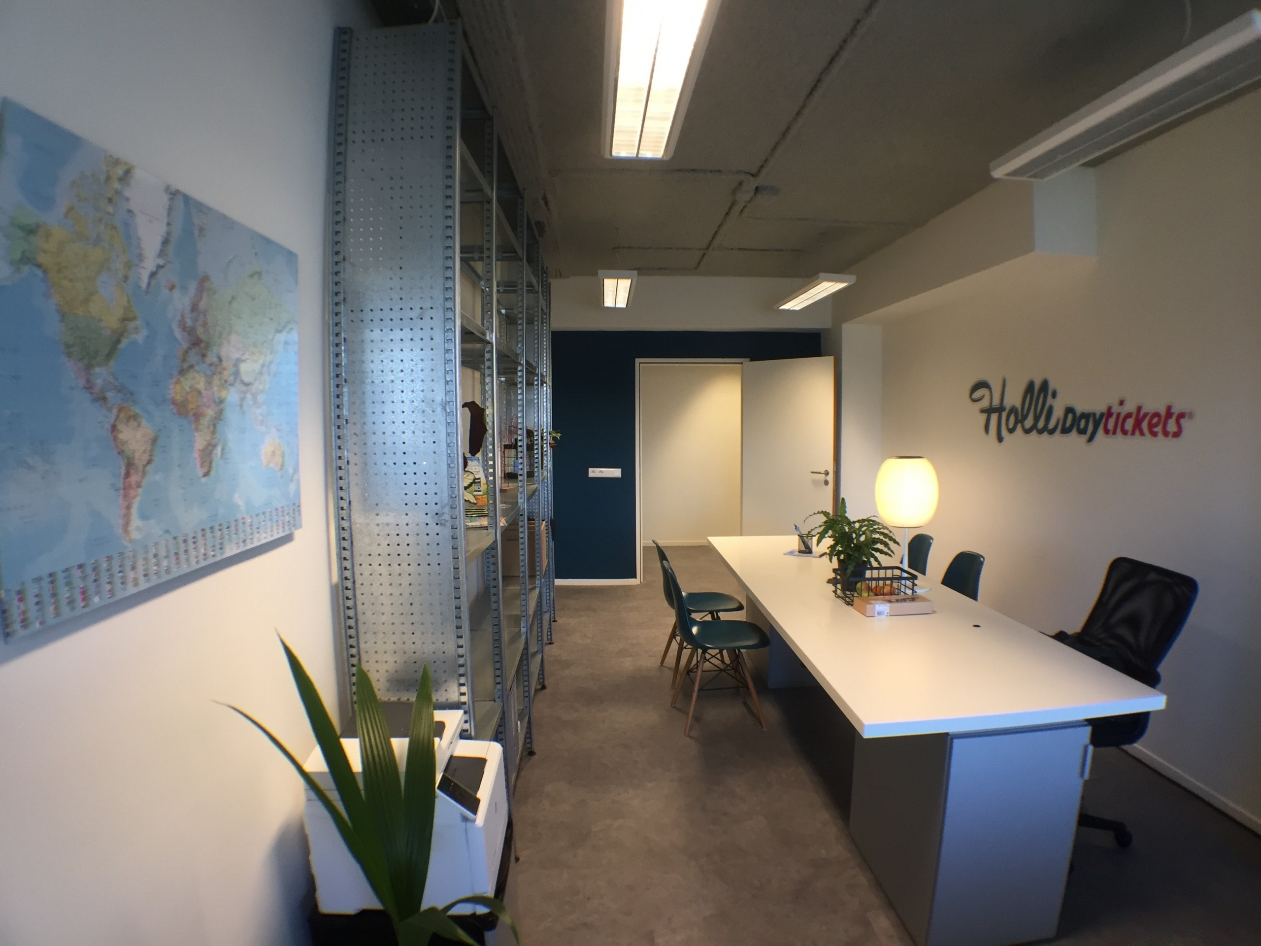 Holli-day.com headquarters in the Netherlands
